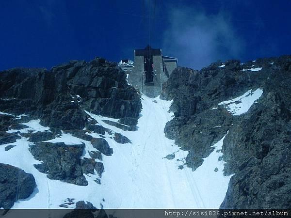 即將抵達塔特拉山最高峰…