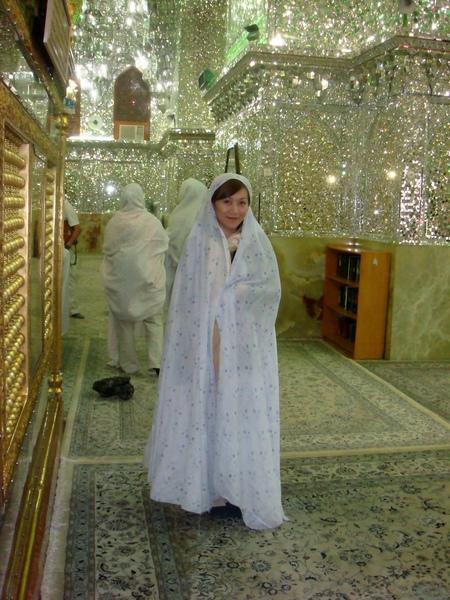 進清真寺得包成這模樣耶