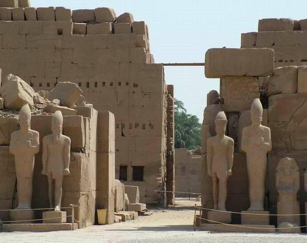 卡納克神殿1