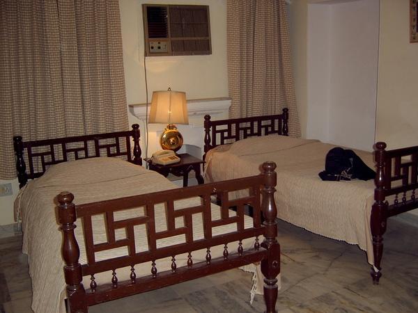 我住的曼達瓦古堡~僕人房