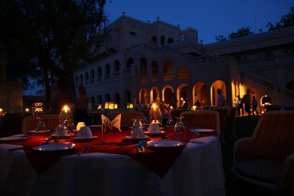 令人印象深刻~在印度的第一個晚餐…