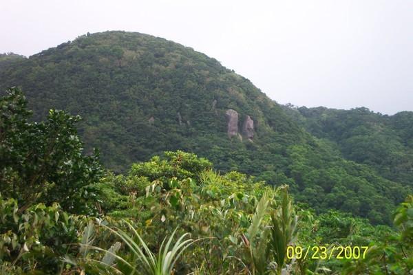 對面的小山.JPG