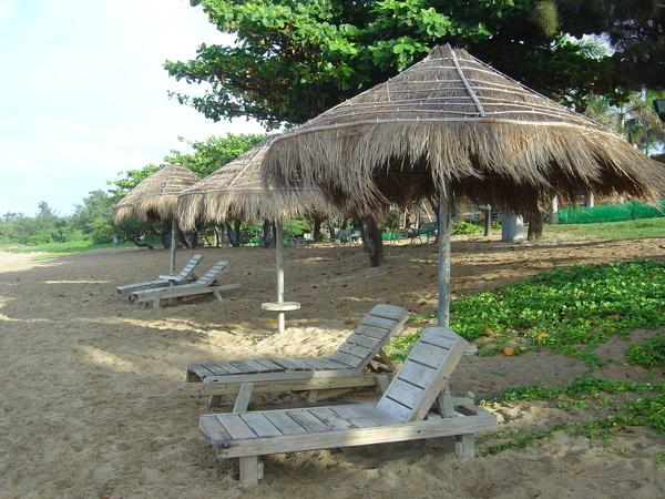 夏都的沙灘