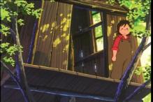樹屋上的哈克