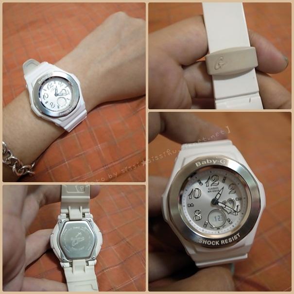 CASIO  耶誕閃耀限量腕錶 產品型號:BGA-100