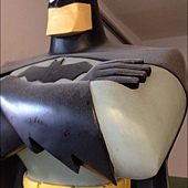 吃蛋餅不擔心!蝙蝠俠保護你!