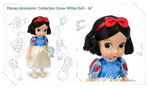 Snow White白雪公主