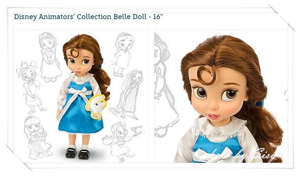 Belle美女與野獸