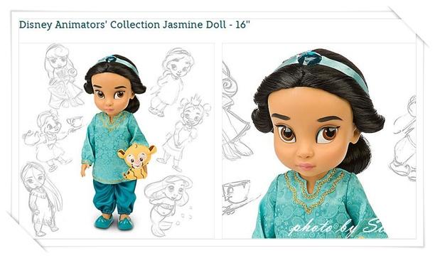 Jasmine阿拉丁茉莉公主