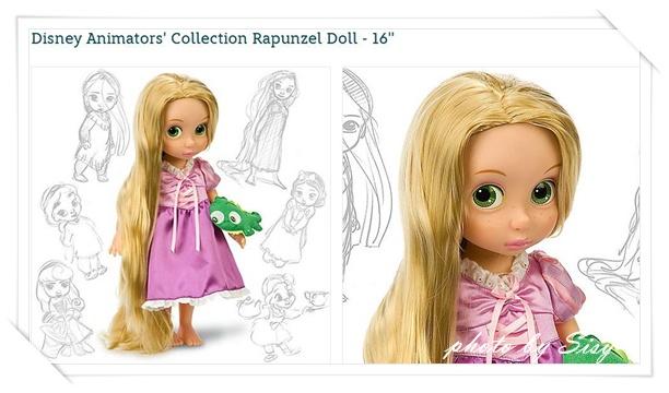 Rapunzel長髮公主