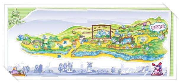 皇后鎮地圖4-1
