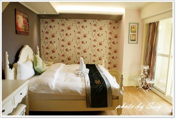 台中伊麗莎白酒店公寓