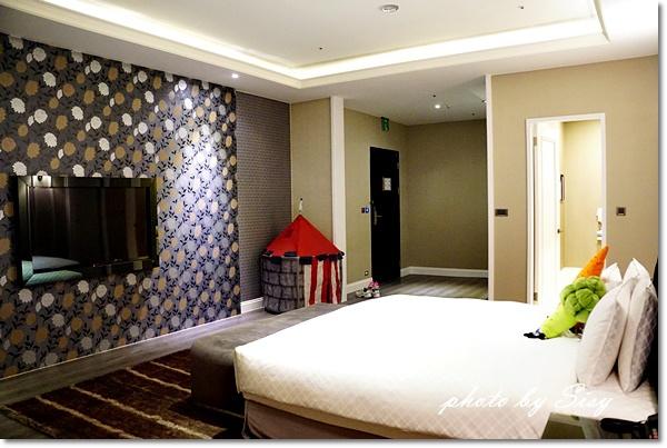 台中悅棧酒店親子房