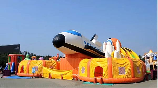 太空船氣墊
