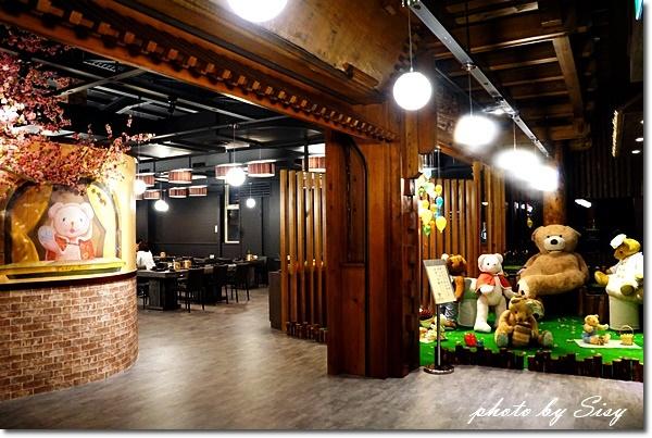 宜蘭熊飽鍋物親子餐廳