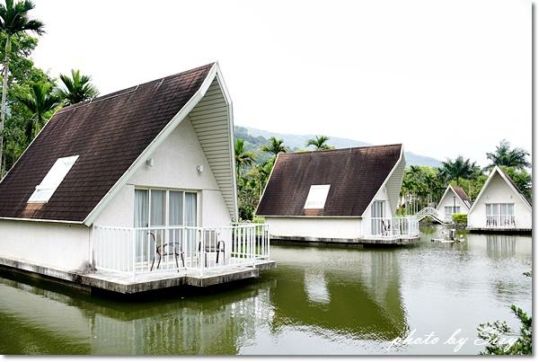 台東鹿野21國際渡假村水上星空屋
