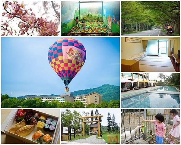 台東鹿野鹿鳴溫泉酒店