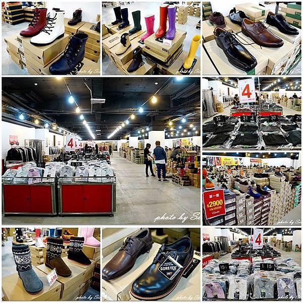 G2000、Clarks、GOA雨鞋雪靴特賣會