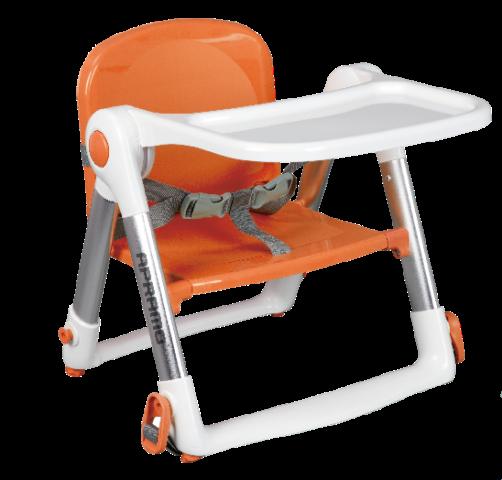 P2(廠商賣品)小丁婦幼-Apramo Qti可攜式寶寶餐椅