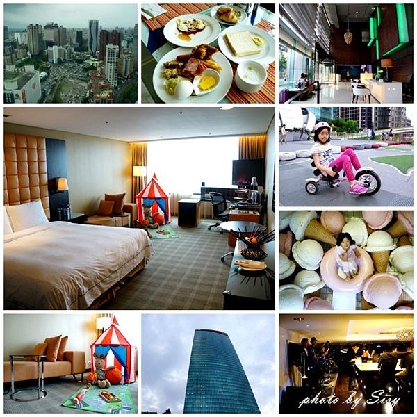 草悟廣場hotel one台中亞緻大飯店