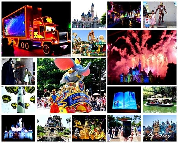 香港迪士尼樂園攻略懶人包/機場交通/上網/住宿飯店/簽證/門票