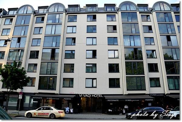 德國慕尼黑瓦迪六飯店Vi Vadi Hotel downtown Munich