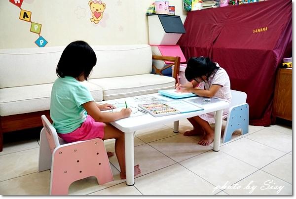 愛兒館我的第一張小桌子小椅子團購