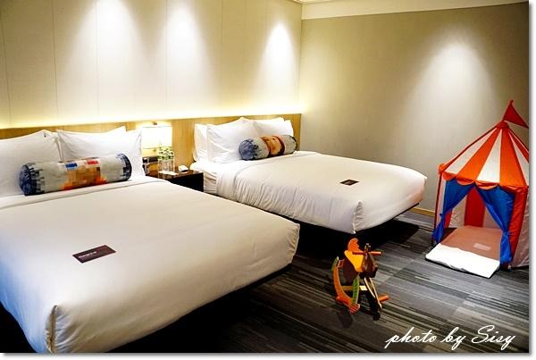 台北中山雅樂軒酒店大野狼123親子住房專案Aloft Taipei Zhongshan