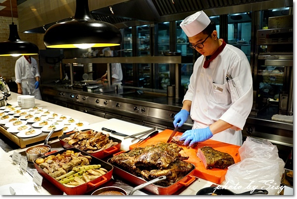 台北大直美福大飯店彩匯自助餐廳下午茶吃到飽buffet