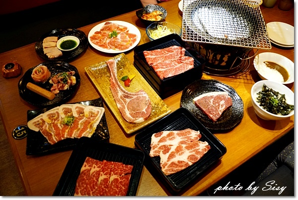 台北中山區馬太郎燒肉台灣中山店