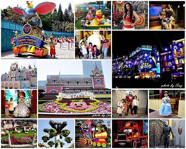 香港迪士尼樂園攻略懶人包全新We Love Mickey夜間投影秀/公主皇室庭園