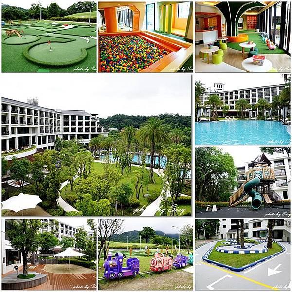 桃園大溪笠復威斯汀度假酒店The Westin Tashee Resort, Taoyuan