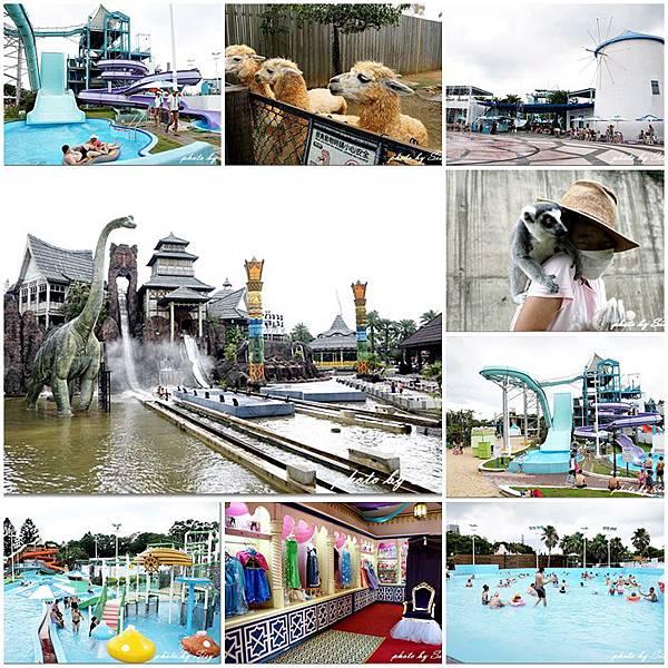 六福村主題遊樂園水樂園