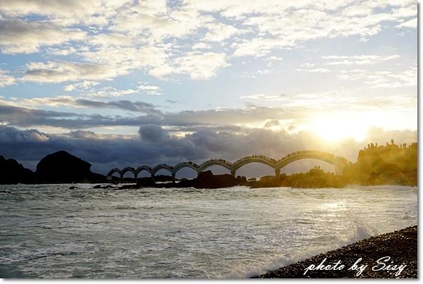三仙台迎曙光、看日出