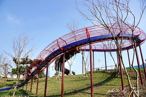 風禾公園溜滑梯主題公園