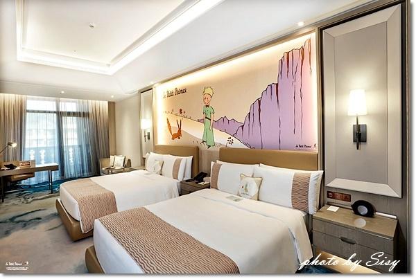 台北美福大飯店_小王子住房專案_菁英客房