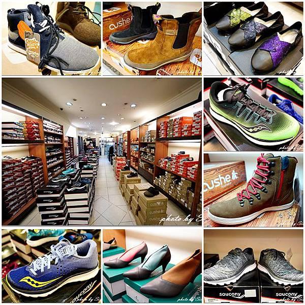 saucony慢跑鞋特賣會