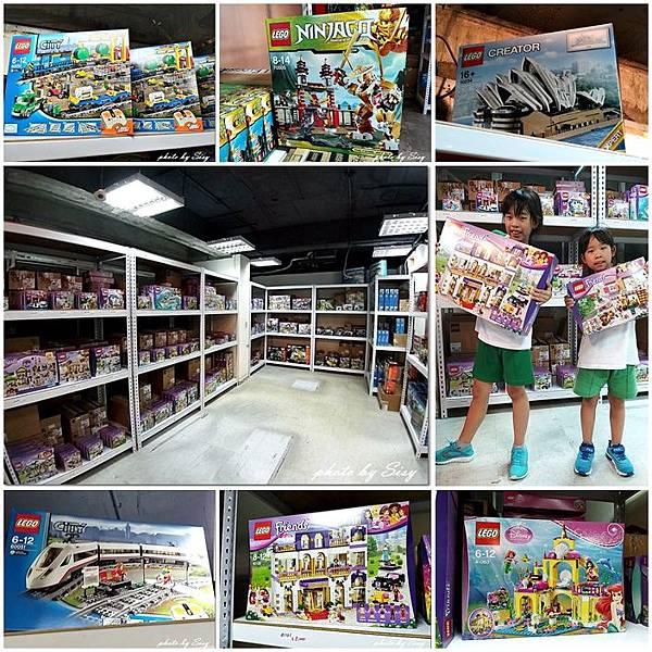 LEGO樂高積木特賣會廠拍