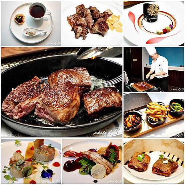 頂餐廳Top of ONE台中亞緻大飯店
