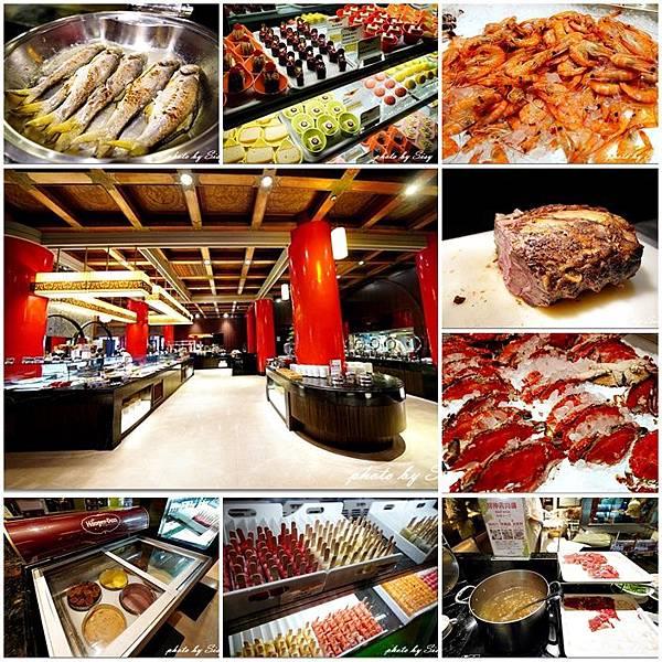 台北圓山大飯店松鶴廳自助餐廳buffet