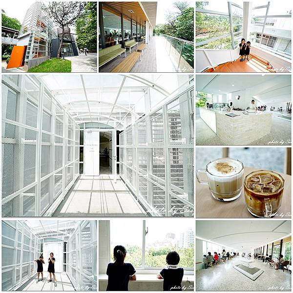 春室 Glass Studio + The POOL 一池咖啡