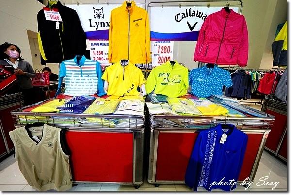 [情報] 台北高爾夫名牌服飾、用品特賣會