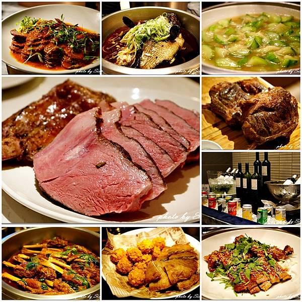 台北中山九昱希爾頓逸林酒店Alley麗餐廳