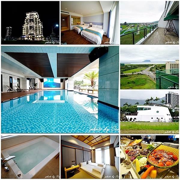 蘭陽烏石港海景酒店