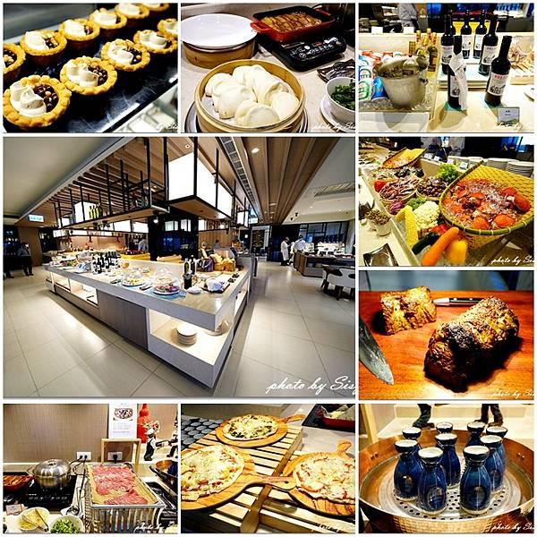 蘭陽烏石港海景酒店海景全日餐廳
