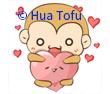 《Hua Hua》by Hua Tofu