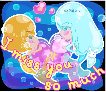 《Mermaid Fairy U & MI》