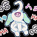 An Elephant & A Giraffe (MIX) By Sitara