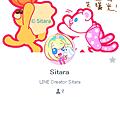 LINE@ - 歡迎加入Sitara的LINE生活圈好友喲~