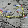 biking map